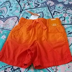 Gymboree Ombre Shorts w/Pockets